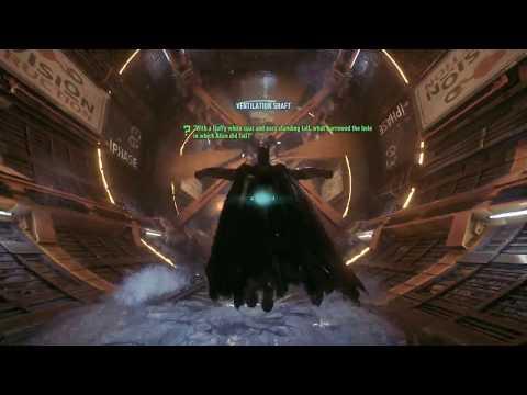 Let's Play: Batman: Arkham Knight  Walkthrough part(8)   Excavator Fight