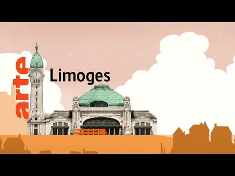 la ville : Limoges  Karambolage  ARTE