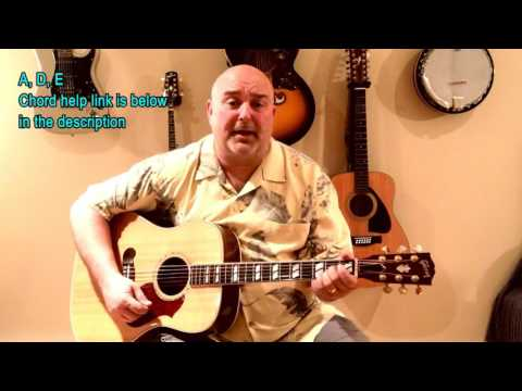How to Play Wild Thing - The Troggs (cover) - Easy 3 Chord Tune