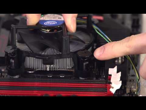 Install an Intel LGA1150 or LGA1155 CPU Processor as Fast As Possible