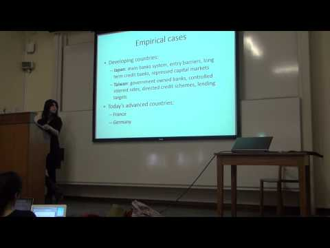 CSEP Paper 0, Lecture 11 | The Role of the Financial Sector in Economic Growth, Natalya Naqvi