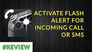 How to activate Flash Alerts For Incoming Call or SMS In Hindi | How to use flash alert screenshot 4
