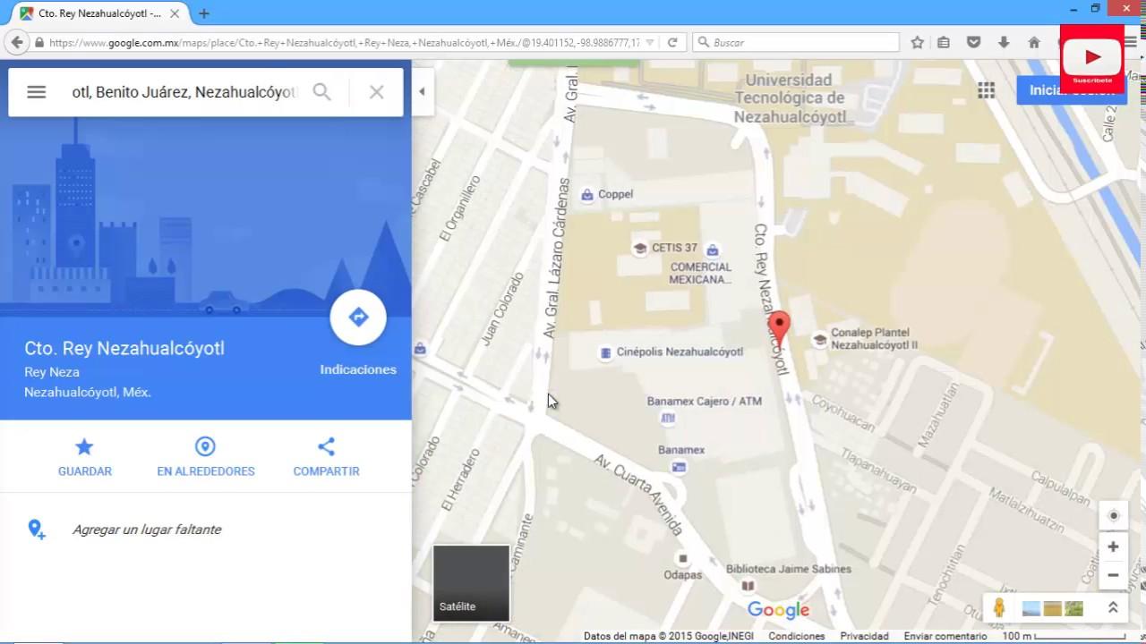 Como usar google maps en el diseo de tu pagina web youtube como usar google maps en el diseo de tu pagina web gumiabroncs Choice Image