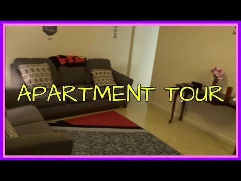 APARTMENT TOUR! 🏠| FURNISHED | 4 BEDROOM