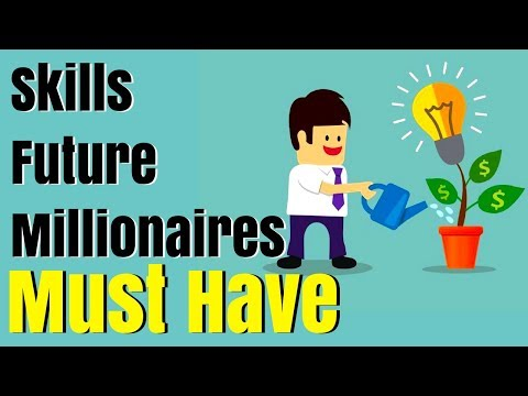 12 Skills That Will Make You RICH