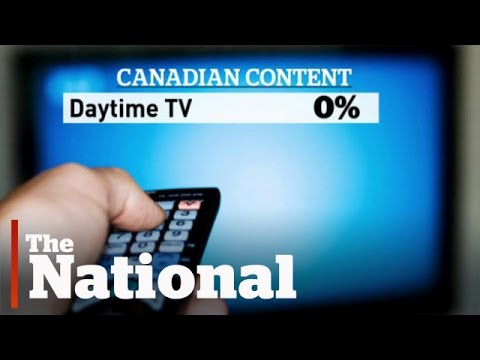 CRTC eases Canadian-content quotas for TV