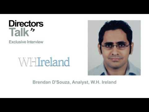 WH Ireland Analyst Brendan D Souza talks UK Oil & Gas Investments Plc