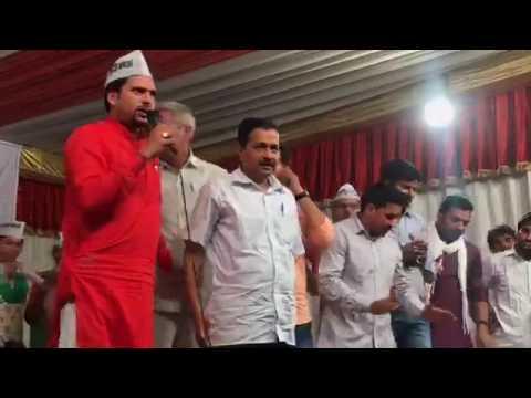 Arvind Kejriwal Speech At Burari
