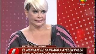 """Carmen Barbieri a Pallares: """"Como te equivocaste conmigo"""""""