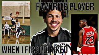 Q&A With Jxmy! Dunking as a 12 Year Old | Could I Have Made the NBA!?