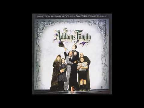 The Addams Family Soundtrack Suite
