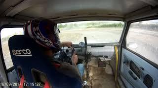 3° Auto Gimkana Città di Masullas (16.09.2017)