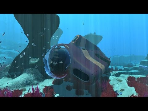 Subnautica v47029 Cyclops Destruction