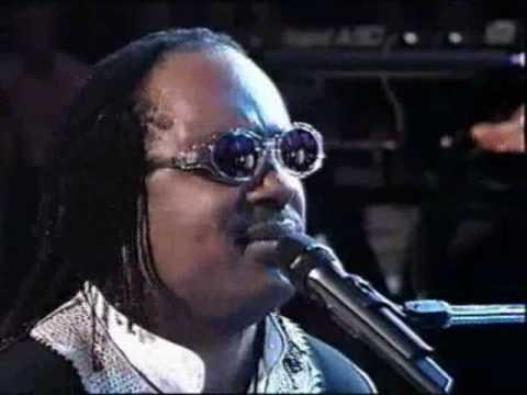 Stevie Wonder - Overjoyed (Live in London, 1995)