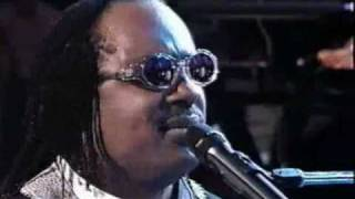 Stevie Wonder - Overjoyed (Live in London, 1995)
