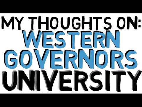 My Thoughts on Western Governors University - Is it Worth It?