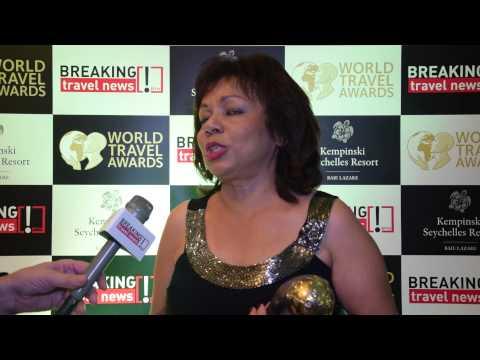 Anne Lafortune, principal secretary for tourism Seychelles