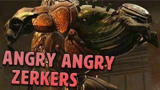 Angry Angry Zerkers [#18] - XCOM 2 War of the Chosen Modded Legend