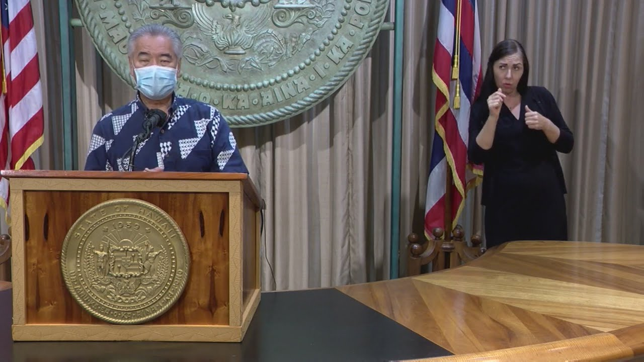 Hawaii Discourages Tourists as COVID-19 Rates Rise