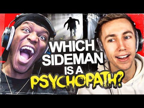 Which Sidemen Is A Psychopath?
