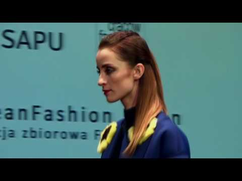 SAPU, Cracow Fashion Week 2016 - European Fashion Union