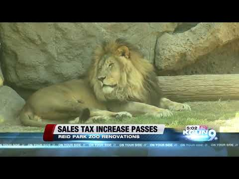 Tucson voters approve sales tax to improve Reid Park Zoo