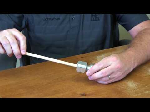 How to use the Bearpaw Self Nock Jig