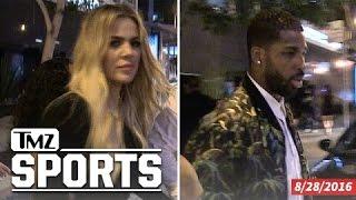 Khloe Kardashian- Heatin' Up...With NBA Champ | TMZ Sports