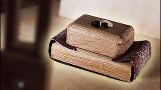 Зажим для наждачной бумаги | sandpaper holder