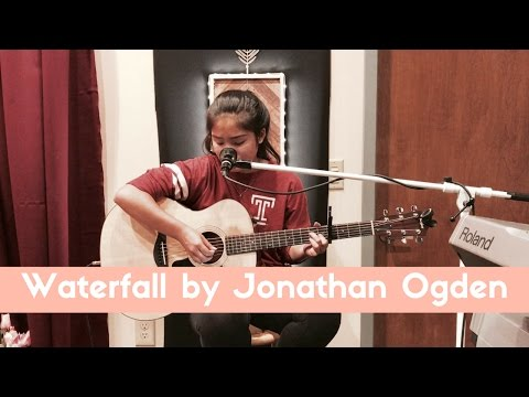 Waterfall by Jonathan Ogden | Cover