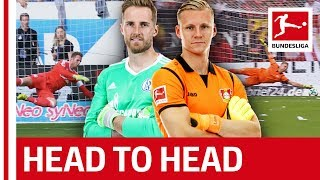 Leno vs. Fährmann - Two of the Best German Keepers Head-to-Head