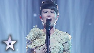 "Golden Girl Gerphil Covers ""The Impossible Dream"" 