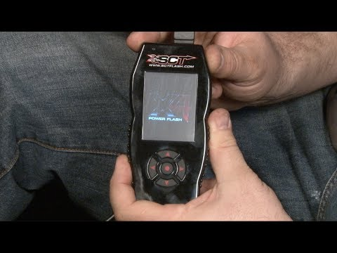 SCT X4 Power Flash Programmer Overview