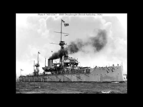 A Brief history of the Anglo-German Naval Race