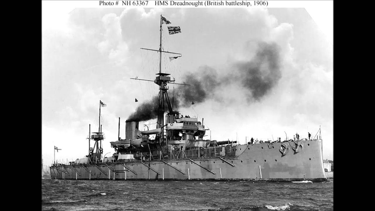 Great dreadnought races 67