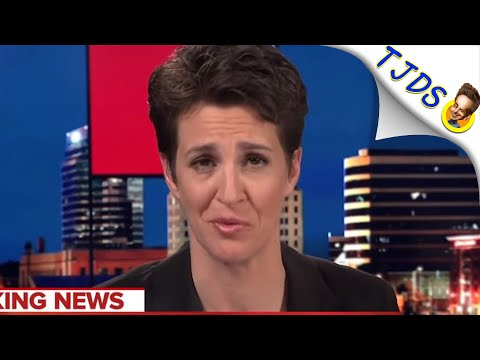 Rachel Maddow Reacts To Collapse Of Russiagate