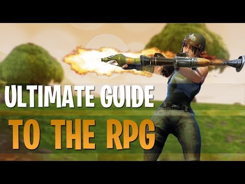 How to Win | The Ultimate RPG Guide! | Fortnite Battle Royale Tips