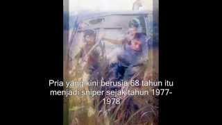 Sniper Tatang Koswara TNI Menembak Mati 41 Fretilin di Operasi Seroja