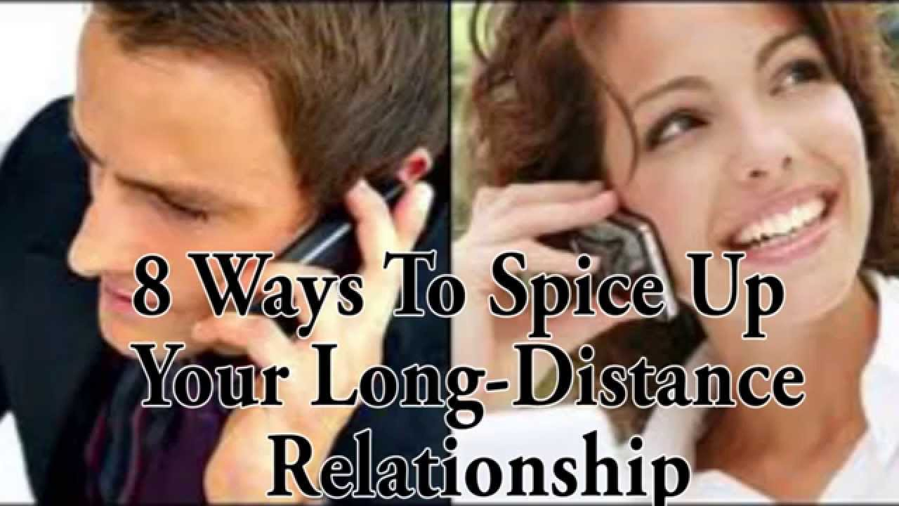 How to keep a long distance relationship spicy