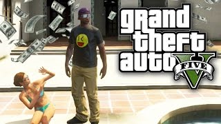 GTA 5 THUG LIFE #92 (Part 1) - ROAD TO $100,000! (GTA V Online)