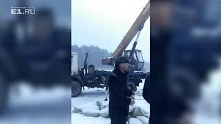 "На Московском тракте установили ""Маски скорби"" Эрнста Неизвестного"