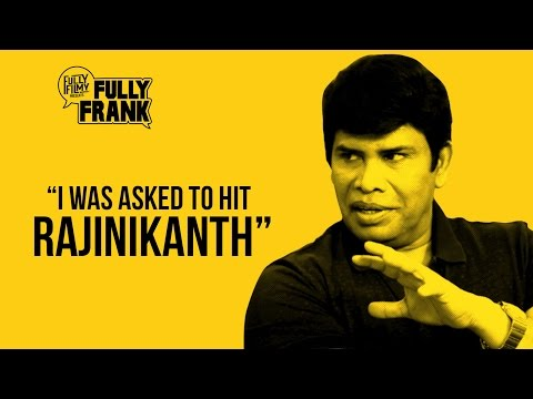 """I was asked to hit Rajinikanth "" 