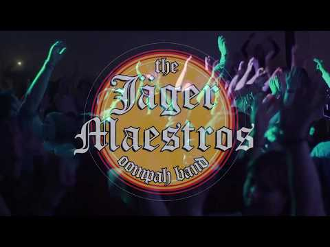 The Jager Maestros Oompah Band 2017 Promotional video