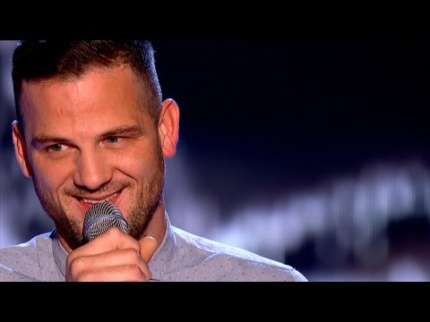 Craig Bunch performs 'With A Little Help From My Friends' - The Voice UK 2015: Blind Auditions - BBC