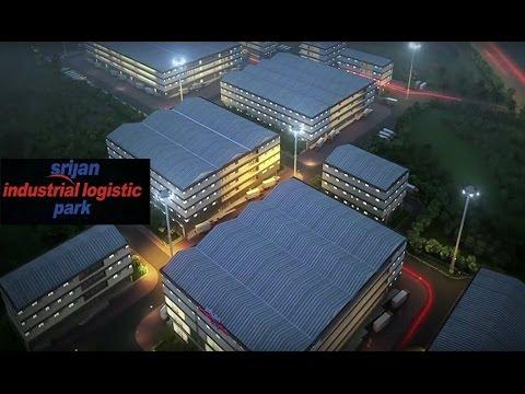Srijan Industrial Logistics Park On Bombay Road Kolkata near Kona Express