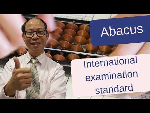 International Examination Ranking Standards Of Abacus