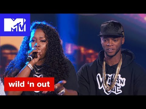 'Remy Ma & Papoose Are the Beauty & the Beast' Official Sneak Peek | Wild 'N Out | MTV