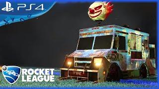 Rocket League - Twisted Metal