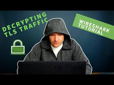 How to Decrypt HTTPS Traffic with Wireshark // TLS Decryption // Wireshark Tutorial