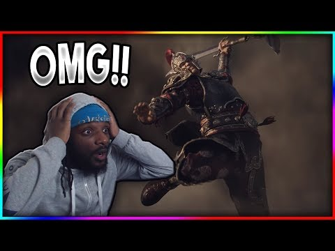 [For Honor] Marching Fire E3 Conference REACTION!